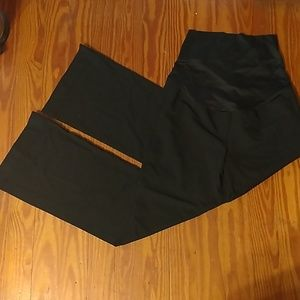 Ann Taylor's The loft maternity pants